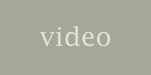 video, 動画
